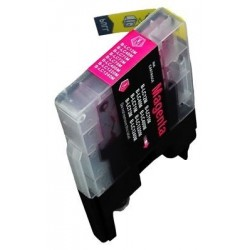 BROTHER LC-1240 : CARTOUCHE D'ENCRE GENERIQUE COMPATIBLE LC1240 MMAGENTA