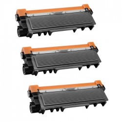 BROTHER TN2320 Lot 3 Toners compatible L2540DN L2560DW L2700DW L2720DW L2740DW